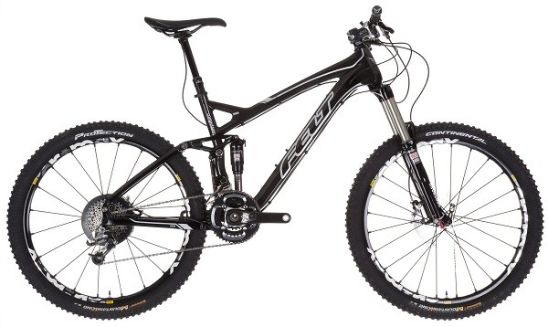mountainbike 29 tum