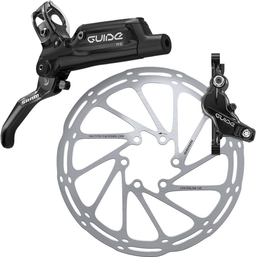 skivbroms cykel underhåll