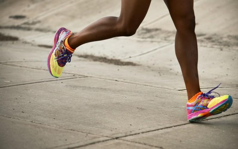 asics joggingskor