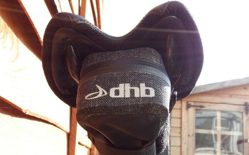 dhb saddle bag