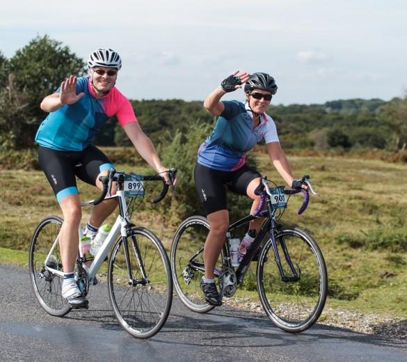 Hur du får din partner att älska cykling