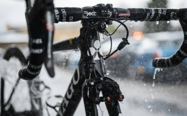 Såhär skyddar du din cykel under vintern