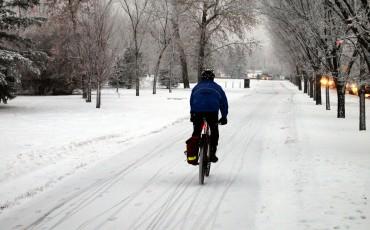 Fortsätt cykla i vinter - träningsguide