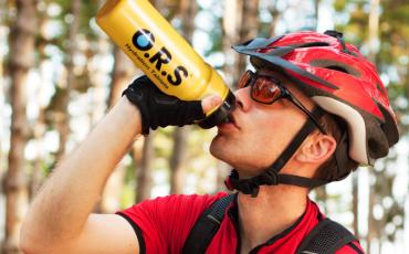 O.R.S. Guide till en bättre vätskebalans – Såhär gör du rätt inför nästa triathlon