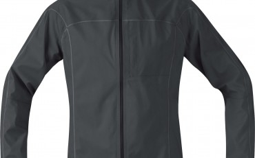 Image of Gore Run Wear jacket with Goretex