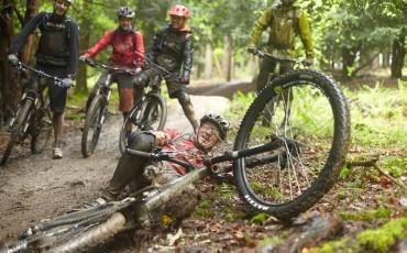 På önskelistan: Mountainbikes