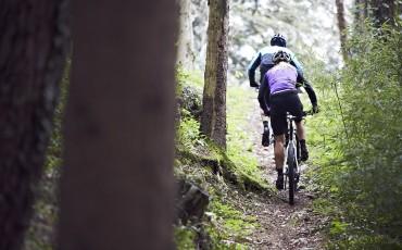 Hitta rätt mountainbike-teknik