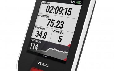 Cykeldatorer med GPS