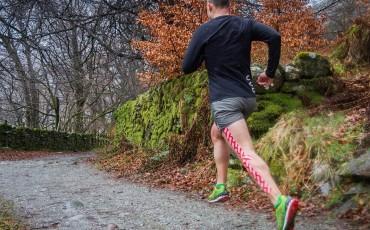 Enkla sätt att applicera kinesiotejp för löpning & cykling