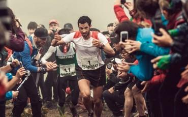 Salomon: Spring som ett proffs