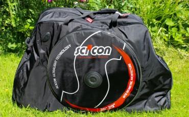 Hur man packar cykeltransportväskan Scicon AeroComfort MTB 2.0 TSA