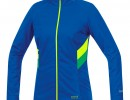 Image of Gore Running Wear jacket that uses Windstopper technology