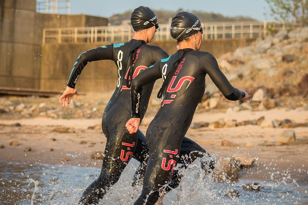 Beginner and intermediate wetsuits