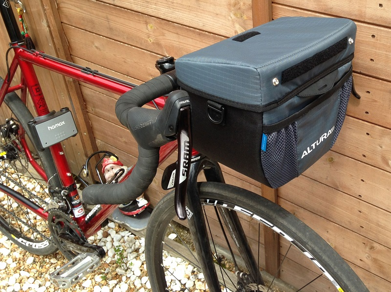 Altura Dryline Bar bag review
